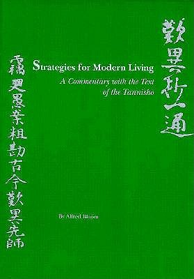 Image for Strategies for Modern Living: A commentary with the Text of the Tannisho