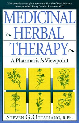 Image for Medicinal Herbal Therapy: A Pharmacist's Viewpoint