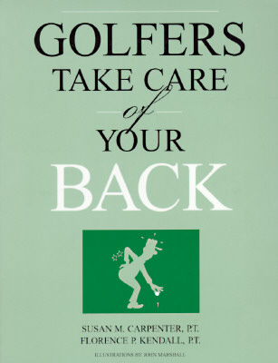 Image for Golfers: Take Care of Your Back