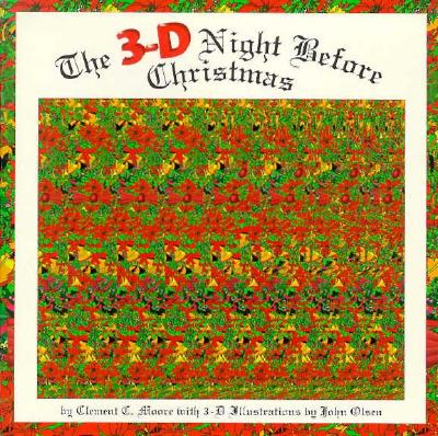 Image for The 3-D Night Before Christmas