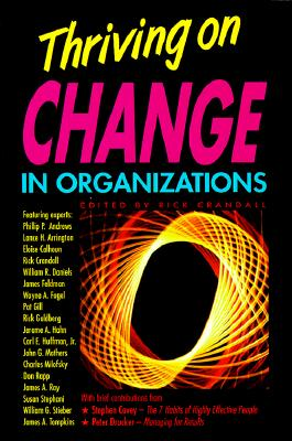 Image for Thriving on Change in Organizations