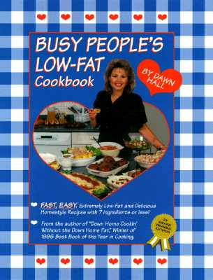 Image for BUSY PEOPLE'S LOW-FAT CKBK