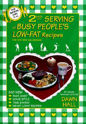 Image for 2ND SERVING OF BUSY PEOPLE'S LOW FAT CKBK.