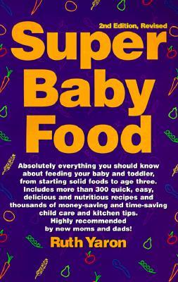 SUPER BABY FOOD, YARON, RUTH