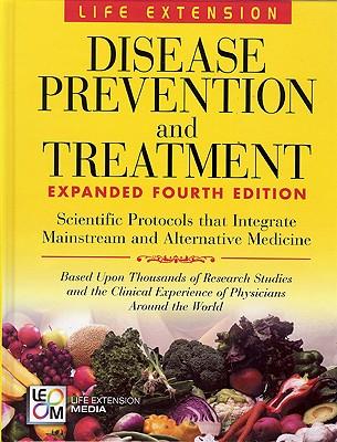 Image for DISEASE PREVENTION & TREATMENT 4TH EDITI