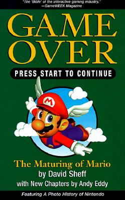 Image for Game Over Press Start To Continue