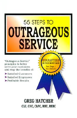 Image for 55 Steps to Outrageous Service