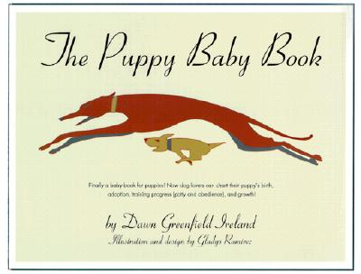 Image for The Puppy Baby Book