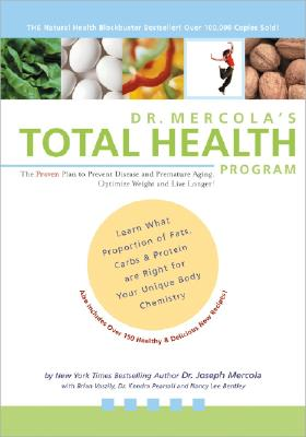 Image for DR. MERCOLA'S TOTAL HEALTH COOKBOOK AND PROGRAM