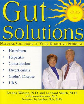 Image for Gut Solutions : Natural Solutions to Your Digestive Problems
