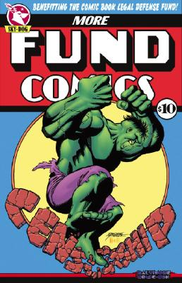Image for MORE FUND COMICS: An All-Star Benefit Comc for th