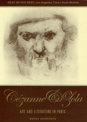 Image for Youth of Cezanne and Zola: Notoriety at Its Source: Art and Literature in Paris, The