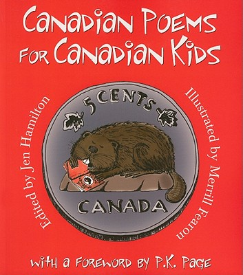 Image for Canadian Poems For Canadian Kids