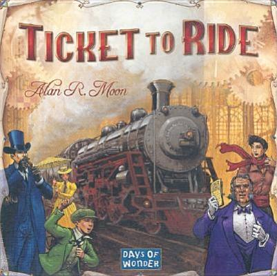 Image for Days of Wonder Ticket to Ride