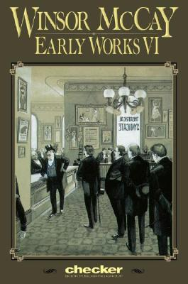 Image for Winsor McCay: Early Works Volume 6