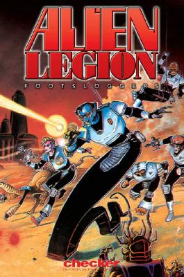 Image for Alien Legion: Footsloggers (Alien Legion (Checker))