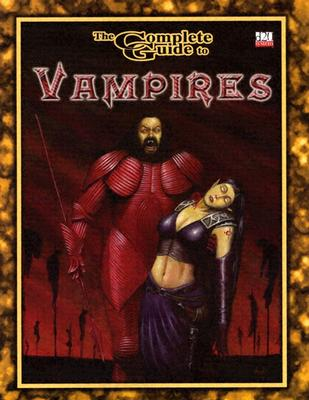 Image for Complete Guide to Vampires *OP (Complete Guides (Goodman Games))