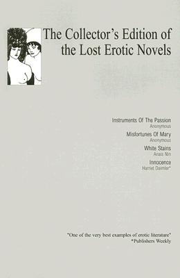 Image for The Collector's Edition of the Lost Erotic Novels