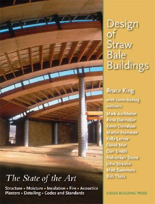 Image for Design of Straw Bale Buildings: The State of the Art