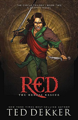 Image for Red: The Heroic Rescue (The Circle Trilogy Graphic Novels, Book 2)