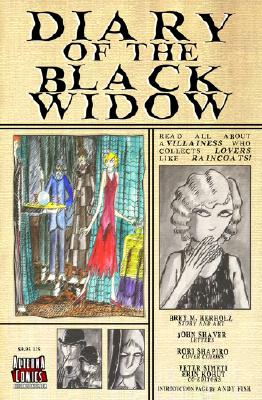 Diary of the Black Widow, Bret M. Herholz