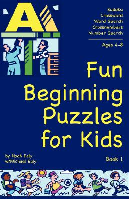 Image for Fun Beginning Puzzles for Kids, Book 1