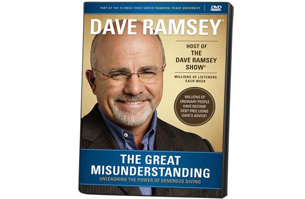 The Great Misunderstanding, Dave Ramsey