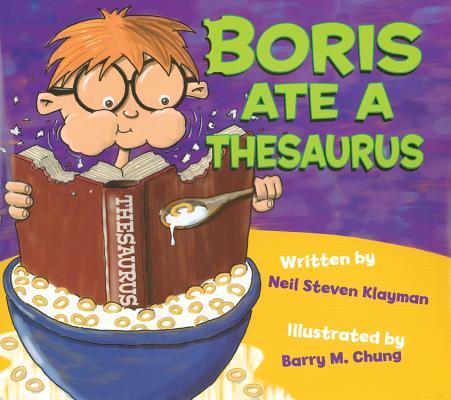 Image for Boris Ate A Thesaurus