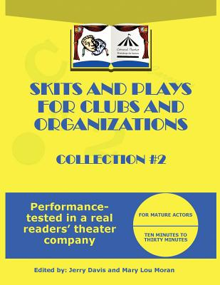 Image for SKITS AND PLAYS FOR CLUBS AND ORGANIZATIONS, COLLECTION #2