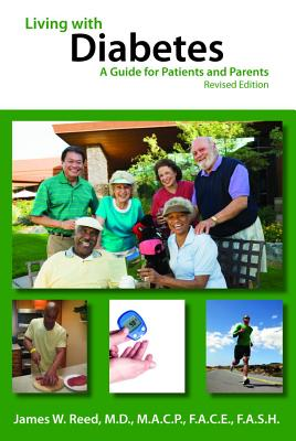 Image for LIVING WITH DIABETES : A GUIDE FOR PATIE