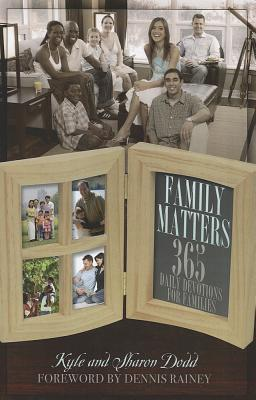 Image for **Family Matters: 365 Daily Devotions for Families