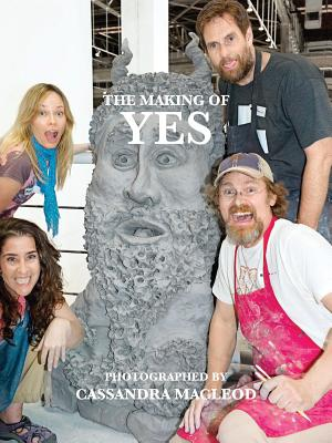 Image for Urs Fischer: The Making of Yes: Photographed by Cassandra MacLeod