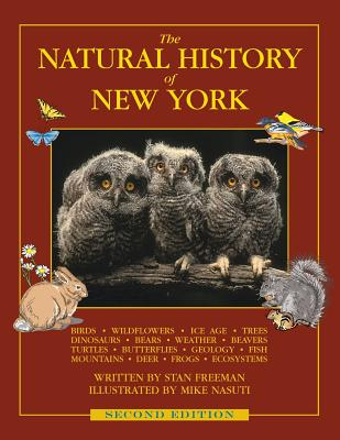 Image for The Natural History of New York: Second Edition