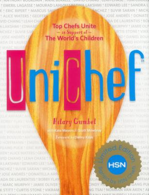 Image for Unichef: Top Chefs Unite in Support of The World's Children