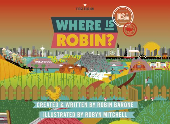 Image for Where is Robin? USA