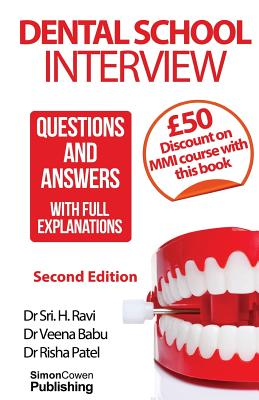 Image for Dental School Interview: Questions and answers - with FULL explanations