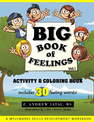 Image for Big Book of Feelings (Volume 1)