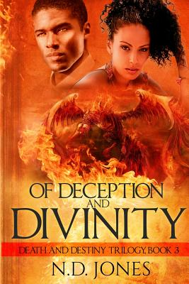 Image for Of Deception and Divinity (Death and Destiny Trilogy)