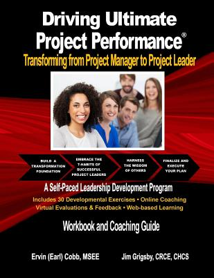 Image for Driving Ultimate Project Performance: Transforming from Project Manager to Project Leader