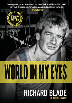 Image for WORLD IN MY EYES, THE AUTOBIOGRAPHY