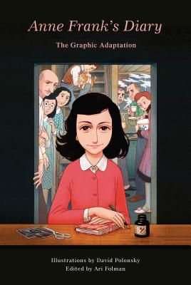 Anne Frank's Diary: The Graphic Adaptation (Pantheon Graphic Library), Anne Frank