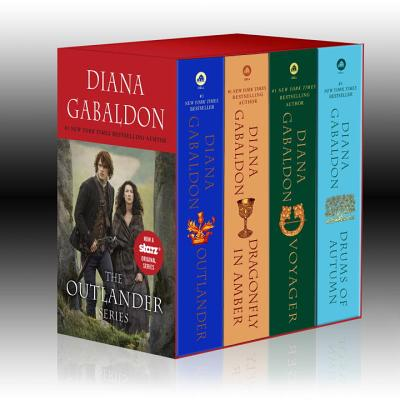 Image for Outlander 4-Copy Boxed Set: Outlander, Dragonfly in Amber, Voyager, Drums of Autumn
