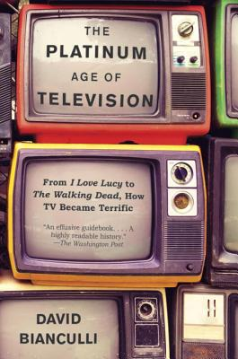 Image for PLATNUM AGE OF TELEVISION