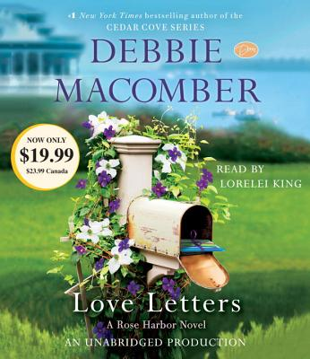 Image for LOVE LETTERS (AUDIO) A ROSE HARBOR NOVEL