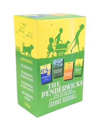 Image for The Penderwicks Paperback 4-Book Boxed Set