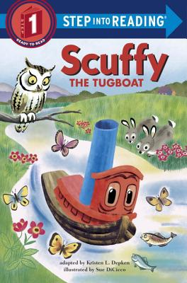 Scuffy the Tugboat (Step into Reading), Kristen L. Depken