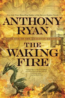 Image for The Waking Fire: The Draconis Memoria