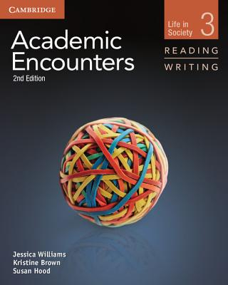 Image for Academic Encounters Level 3 Reading and Writing Student's Book  Life in Society