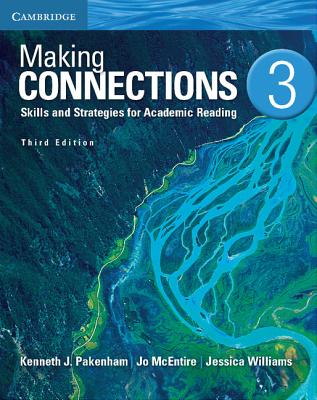 Image for Making Connections Level 3 Student's Book  Skills and Strategies for Academic Reading