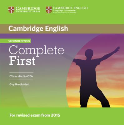 Image for Complete First Class Audio CDs (2)